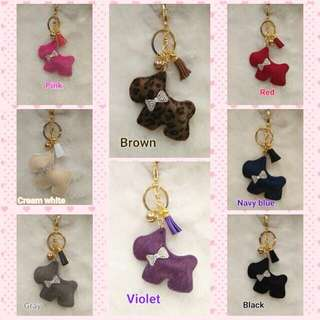 Bag decor/key chain/bag chain
