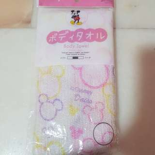 Disney Mickey Mouse Body Towel