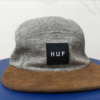 HUF五分割帽♡