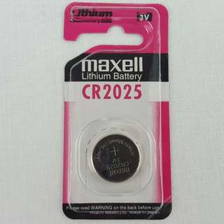 CR2025 Japan Good Quality button battery