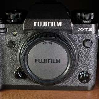 Fujifilm X-T2 + VPB-XT2