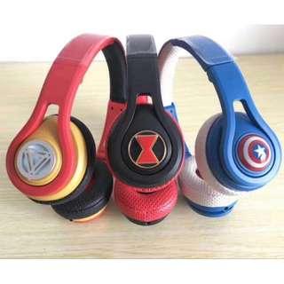 SMS Audio Marvel Super Hero Sport Headphones