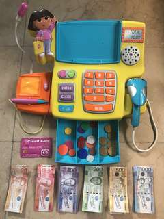 Dora Cash Register