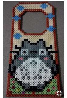 Hma bead designs door hanger