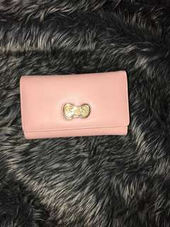 AUTHENTIC SARINO HELLO KITTY WALLET
