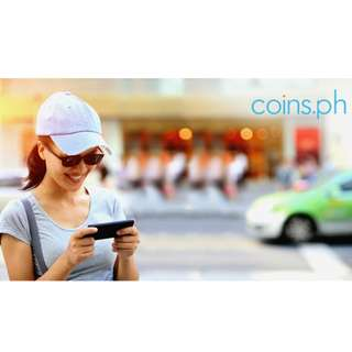 Join Coins.ph and Earn P50 Instantly!