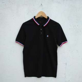 Sparrow Green Twintiped polo shirt
