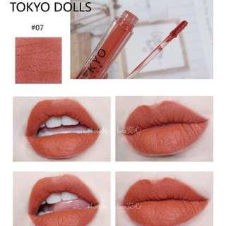 Tokyo Dolls Matte Liquid Lipstick