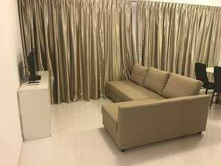 Fully furnished condo for rental @ flora road