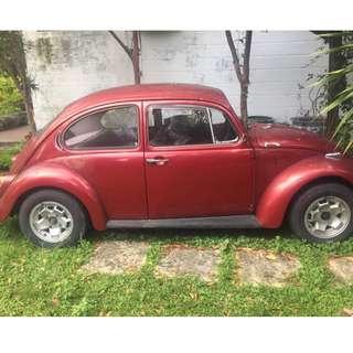 Volkswagen Beetle 1600 cc