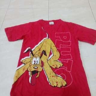 Disney Pluto shirt