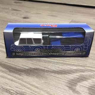 舊款 絕版 TOMY Takara Tomica Choro Q 面白部品創庫03 Toyota Mega Cruiser 一套兩部(多套)