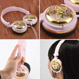 美少女戰士head phones