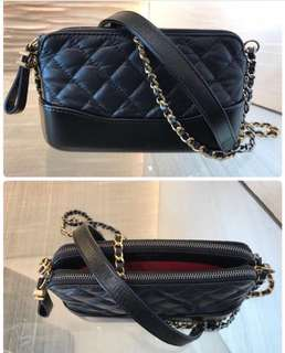 ✨Chanel Gabrielle hobo mini bag🔥全新現貨✨