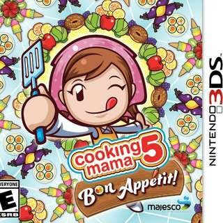 3DS Cooking Mama 5