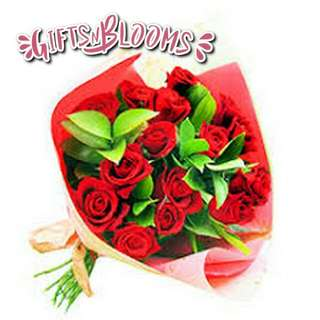 Fresh Flower Bouquet Surprise for Special Anniversary Birthday Gift V118 - HBAIQ