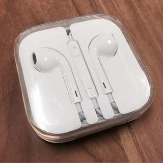 全新Apple原裝耳機 earphone