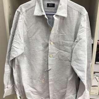 🚚 Hugo boss 素襯衫 正品 二手 好看又好搭 size:m