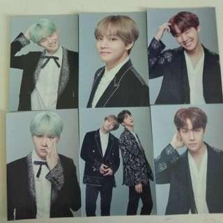BTS WINGS pc