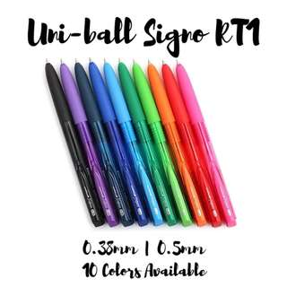 Uni-ball Signo RT1 UMN-155 Gel Pen