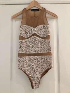 For Love & Lemons bodysuit