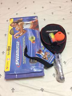 Speedminton complete set