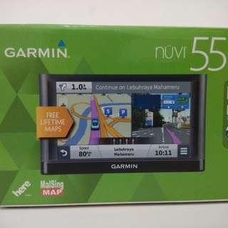 GPS Garmin Nuvi 55 LM Original