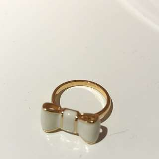 Authentic Kate Spade Bow Ring