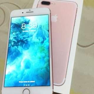 iPhone 7 plus 32gb globe locked