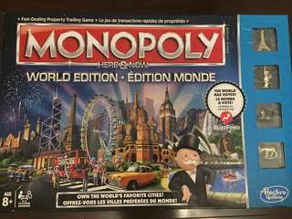 Monopoly - World Edition