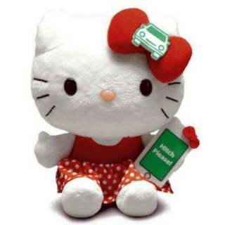 Grab Hitch Hello Kitty Plush Toy