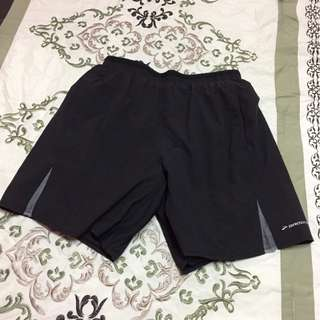 Branded Brooks shorts for gals