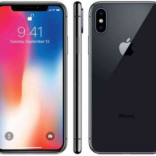 Iphone X 256 GB - Space Grey - Open Line Special Price For Pre Order