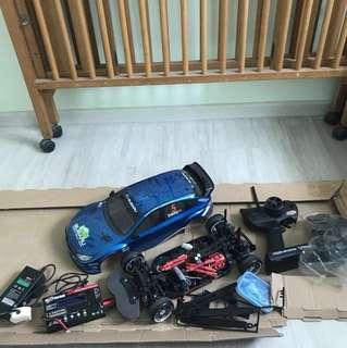 RC Tamiya TT01, TT-01, TT 01 1/10 Drift/Touring car for sale