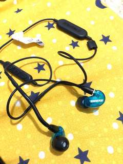 SHURE SE215 BLUETOOTH EDITION