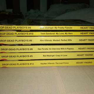Drop Dead Playboys Pocketbooks