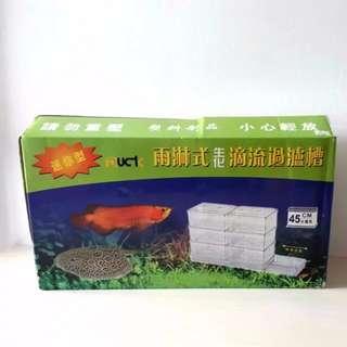 45cm Over Flow Filter Set for Aquarium Fish Tank