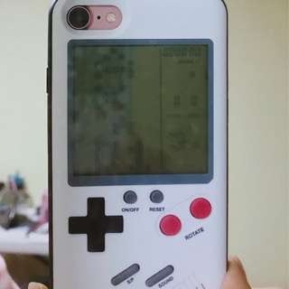 iPhone Tetris Gameboy Case