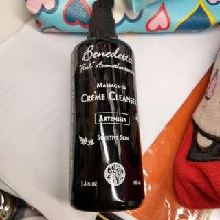 轉季必備 美國有機品牌 Benedetta 抗敏消炎潔面乳霜