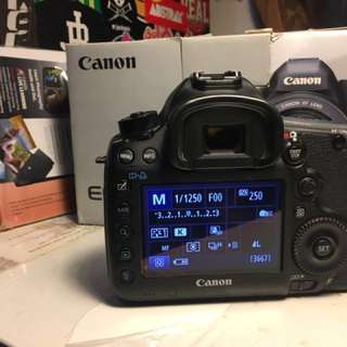 Canon 5d mark 3