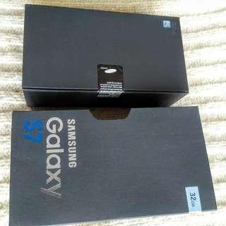 Brand New Sealed Samsung Galaxy S7 Unlocked