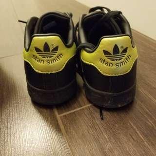 Adidas Stan Smith (Black/Gold)