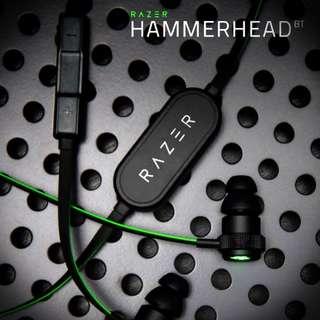 急放💰razer hammerhead bt🌹