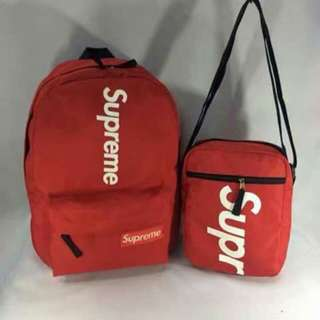 Supreme 2in1 Bag