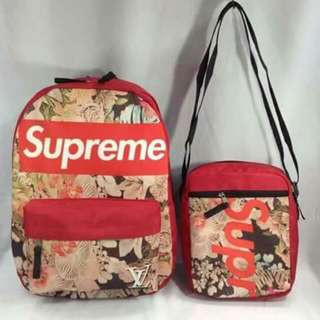 Supreme LV 2in1 Bag