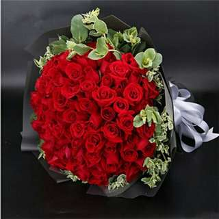 Flower Bouquet∕Hand Bouquet∕Birthday Bouquet∕Anniversary Bouquet∕Proposal Bouquet - 4D71