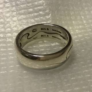 Georg Jensen ring