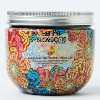 HENNA BLOSSOMS CELLOPHANE HAIR TREATMENT BY SHINE MOIST