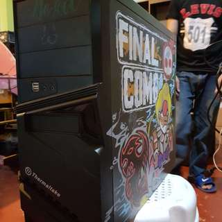 Intel Quadcore Gaming Desktop