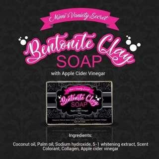 Bentonite Clay Soap with Apple Cider Vinegar
